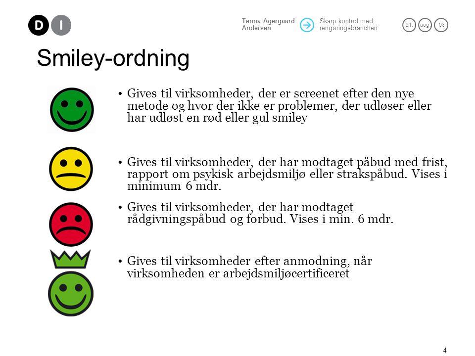 Smiley-ordning