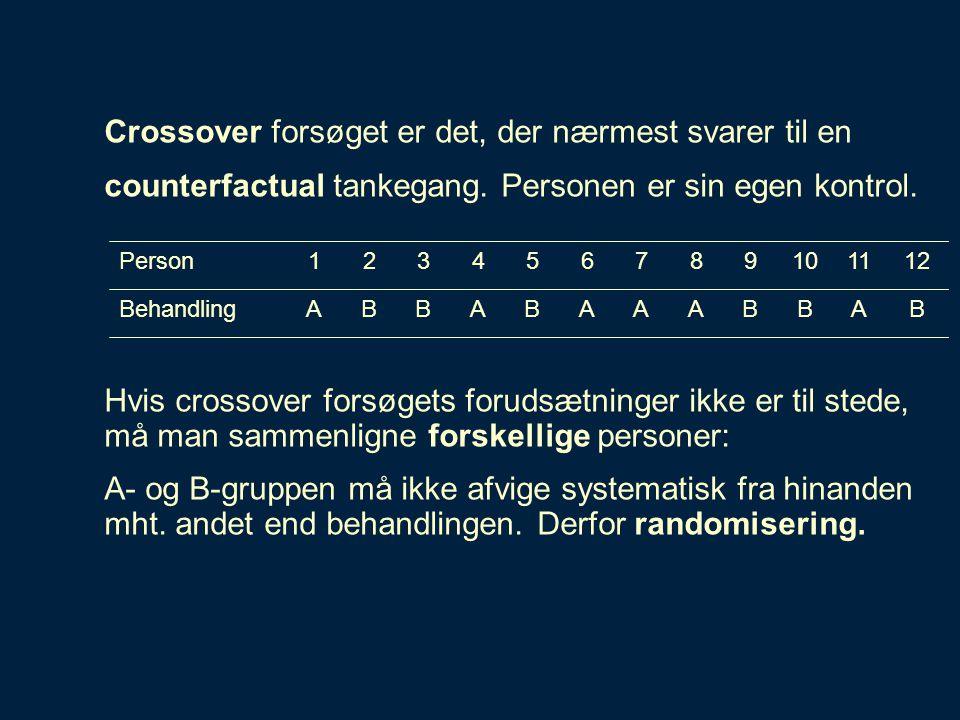Eksperimentelle undersøgelser Poul Thorsen