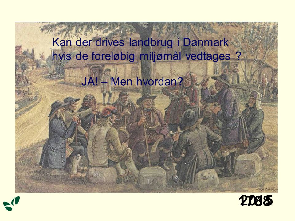 1788 2015 Kan der drives landbrug i Danmark
