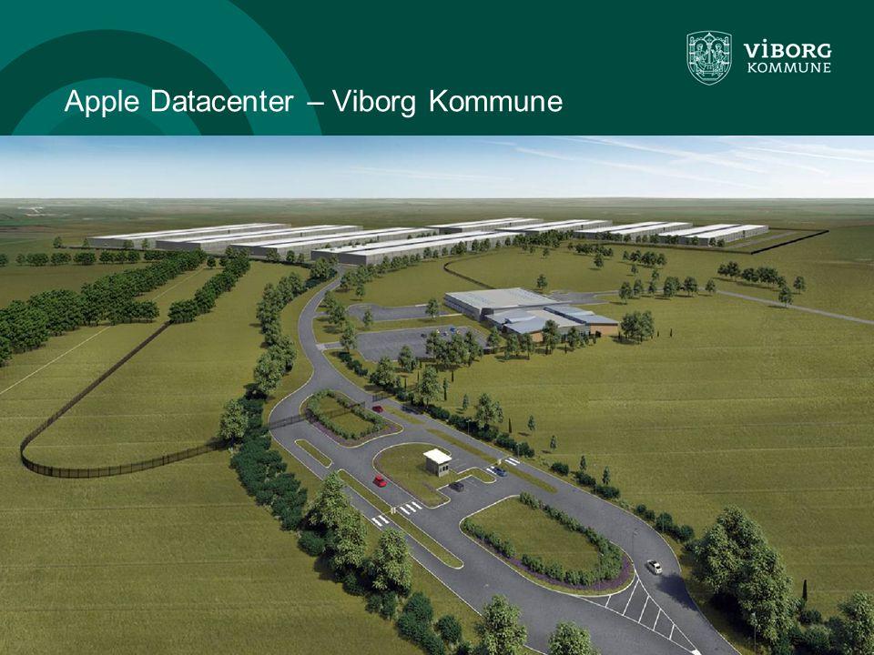 Apple Datacenter – Viborg Kommune