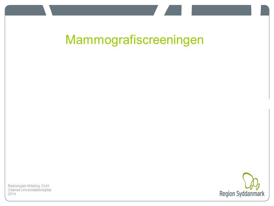 Mammografiscreeningen
