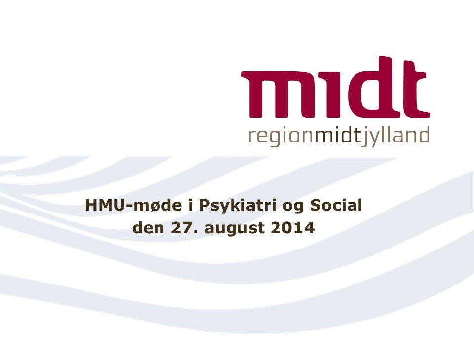 HMU-møde i Psykiatri og Social