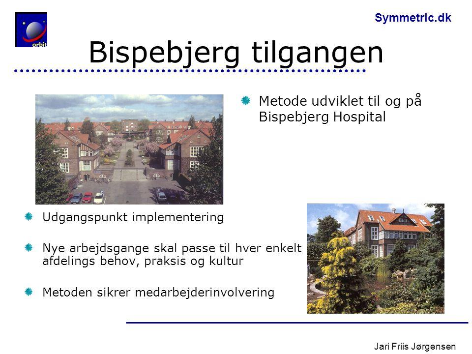 Bispebjerg tilgangen Metode udviklet til og på Bispebjerg Hospital
