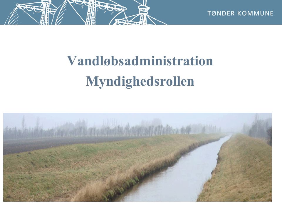 Vandløbsadministration
