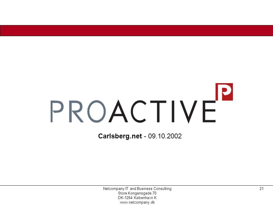 Carlsberg.net - 09.10.2002