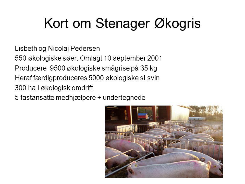 Kort om Stenager Økogris