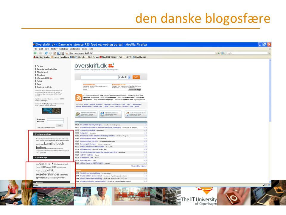 den danske blogosfære