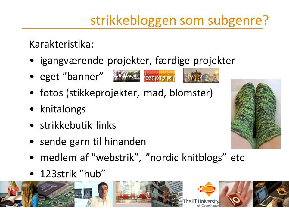 strikkebloggen som subgenre