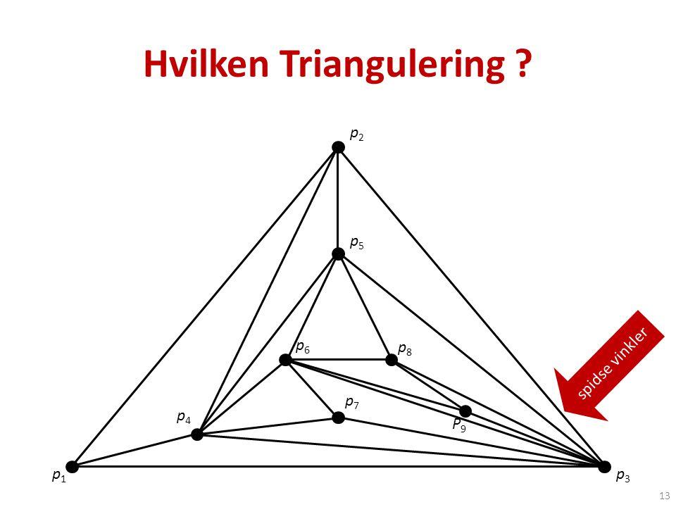 Hvilken Triangulering