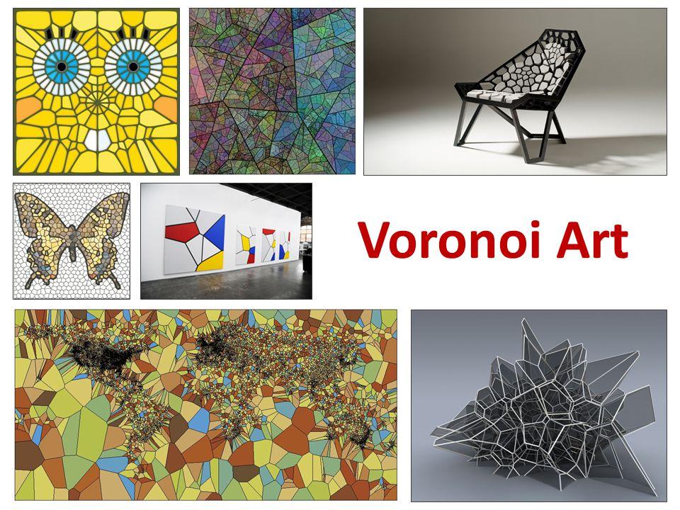 Voronoi Art