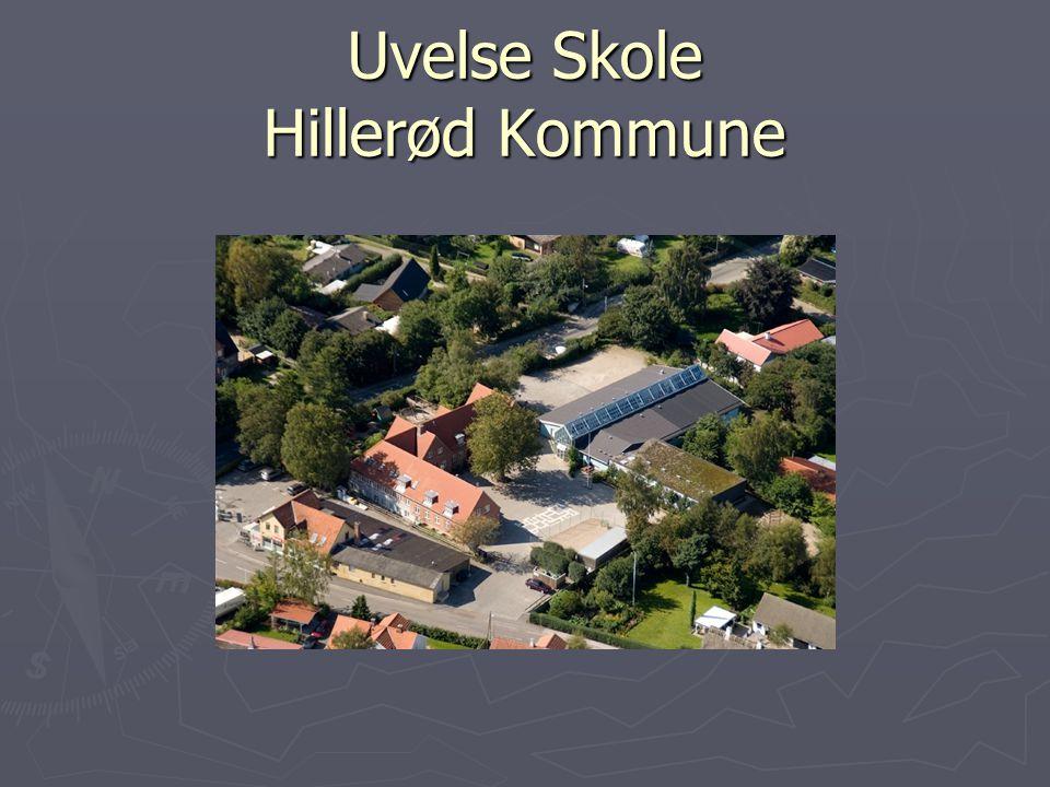 Uvelse Skole Hillerød Kommune