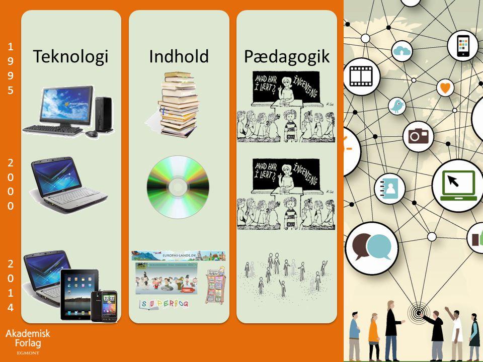 Teknologi Indhold Pædagogik 1 9 5 2 4