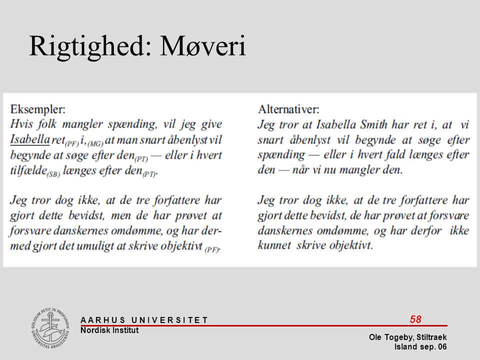 Stiltræk 08-04-2017 Rigtighed: Møveri Island sep 06