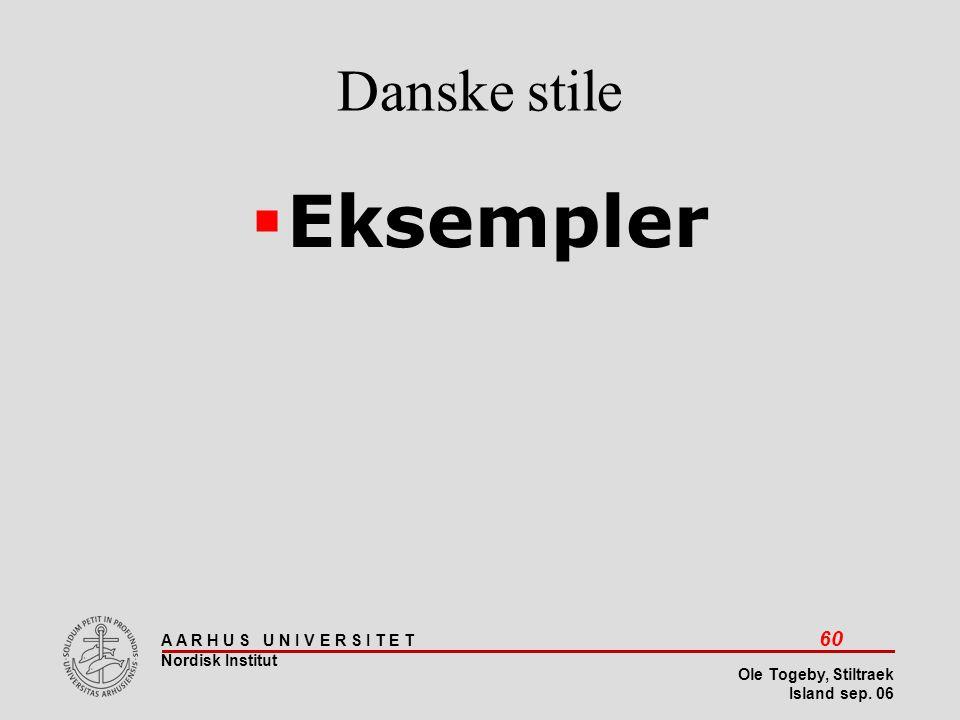 Stiltræk 08-04-2017 Danske stile Eksempler Island sep 06