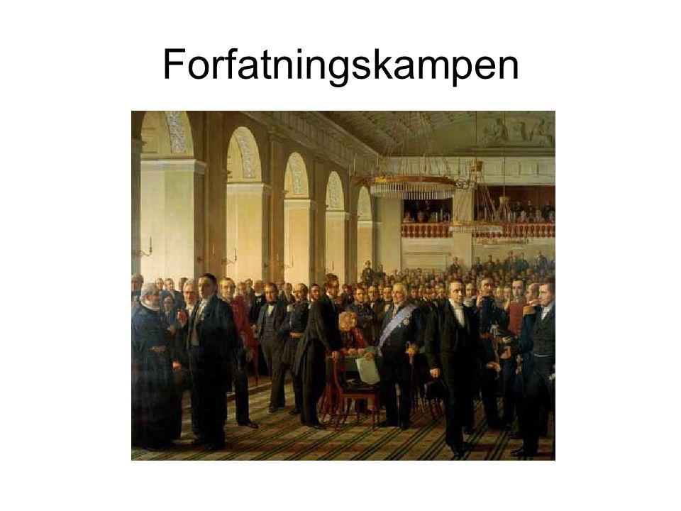 Forfatningskampen