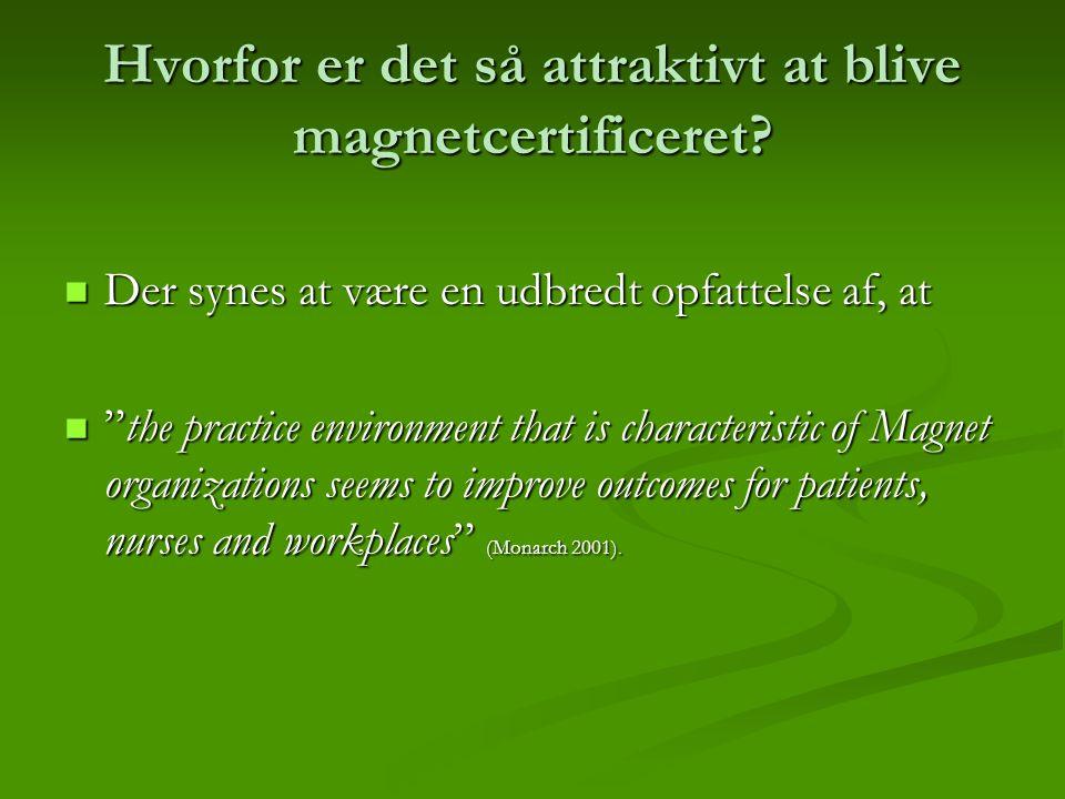 Hvorfor er det så attraktivt at blive magnetcertificeret