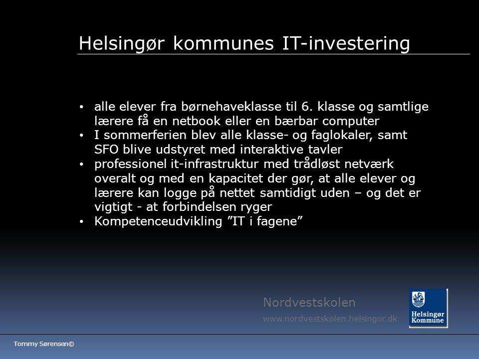 Helsingør kommunes IT-investering