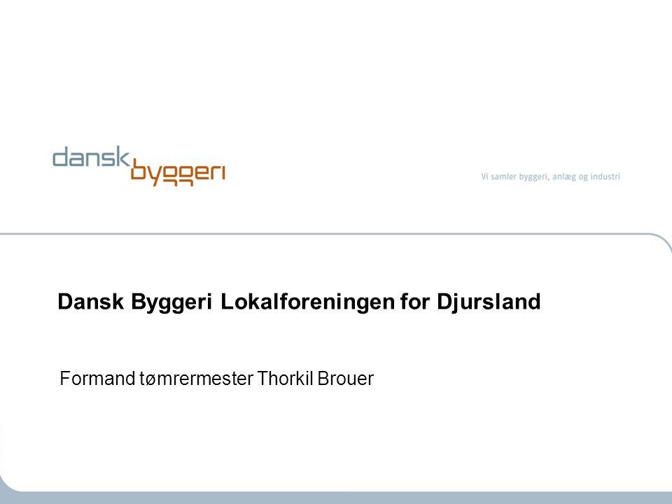 Dansk Byggeri Lokalforeningen for Djursland