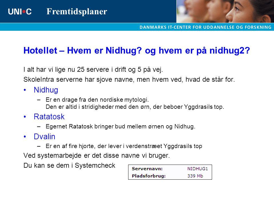 Hotellet – Hvem er Nidhug og hvem er på nidhug2