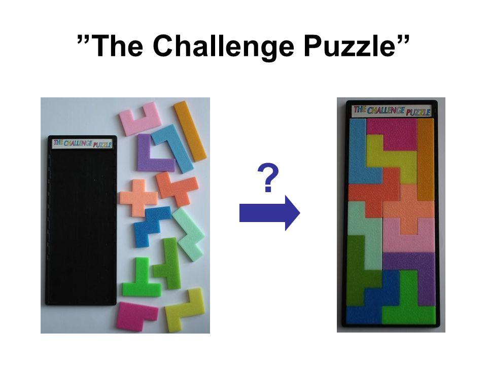 The Challenge Puzzle