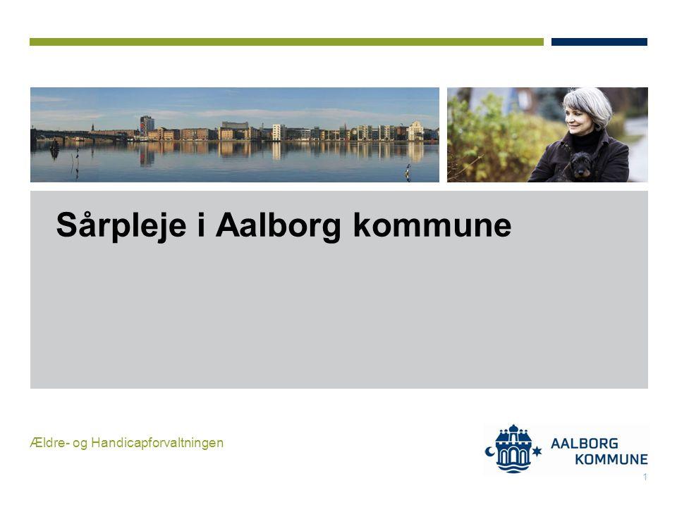 Sårpleje i Aalborg kommune