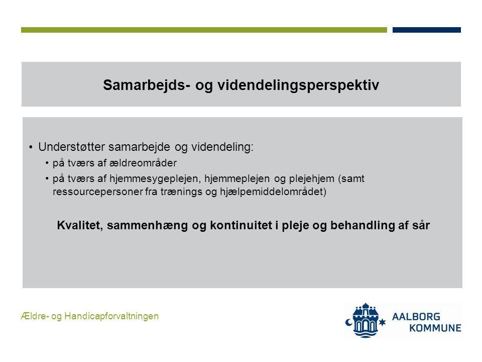 Samarbejds- og videndelingsperspektiv
