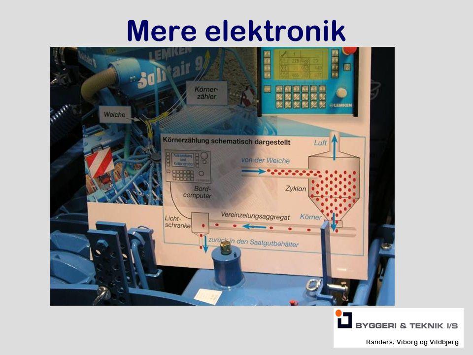 Mere elektronik
