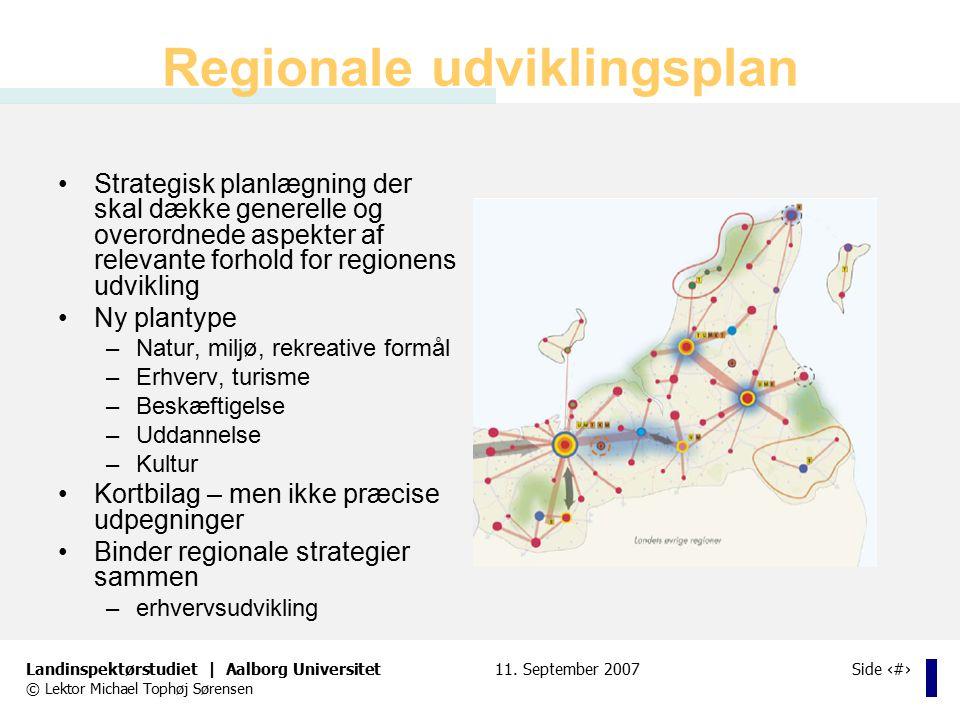 Regionale udviklingsplan