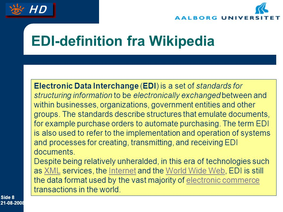 EDI-definition fra Wikipedia