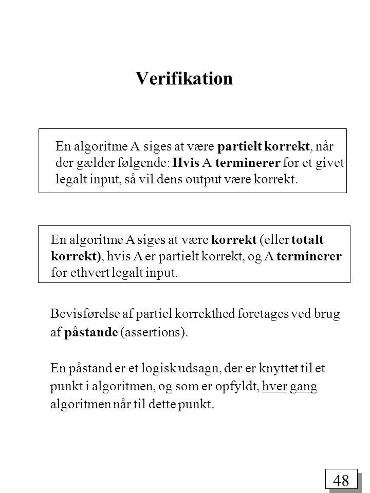Verifikation