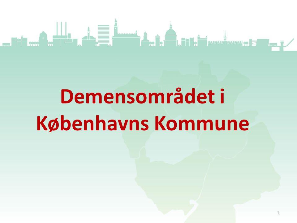 Demensområdet i Københavns Kommune