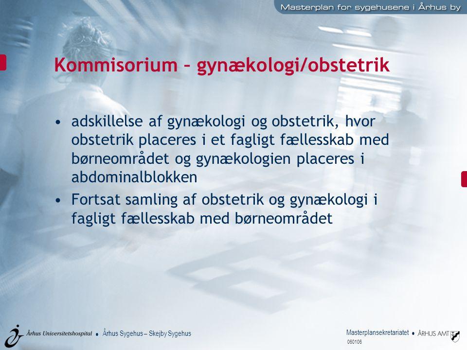 Kommisorium – gynækologi/obstetrik