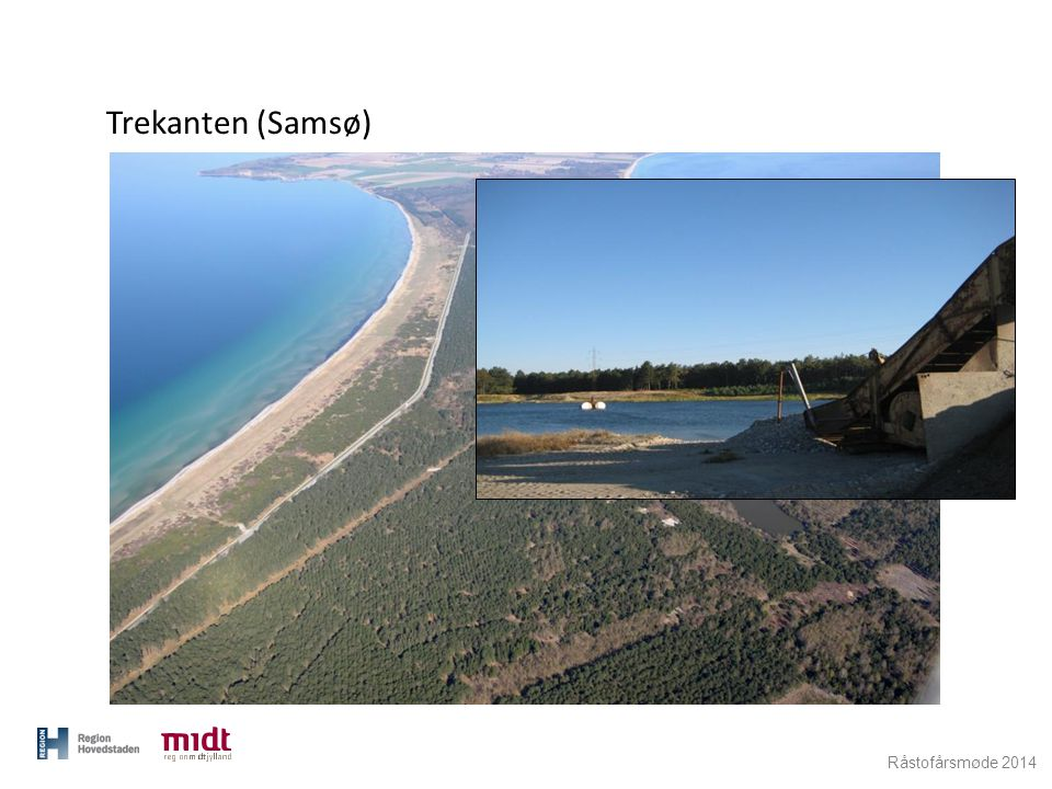 Trekanten (Samsø) Råstofårsmøde 2014