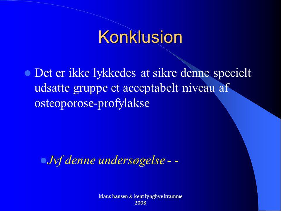 klaus hansen & kent lyngbye kramme 2008