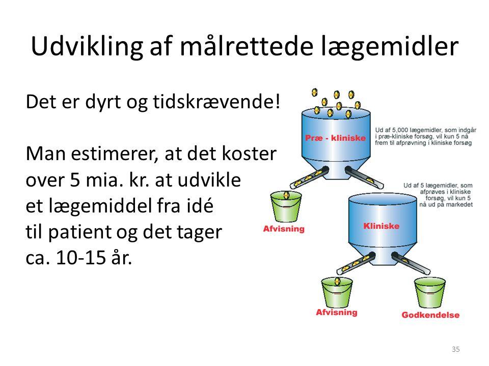 Udvikling af målrettede lægemidler