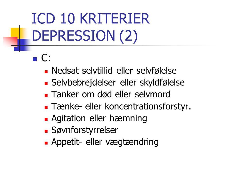ICD 10 KRITERIER DEPRESSION (2)