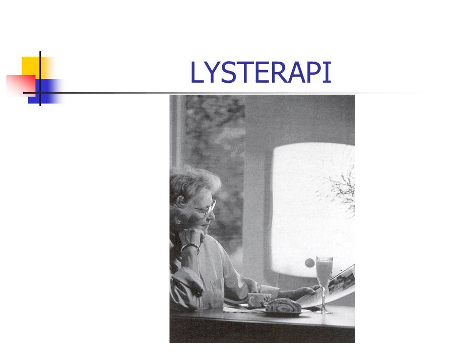 LYSTERAPI