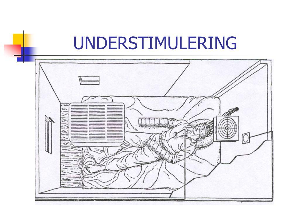 UNDERSTIMULERING