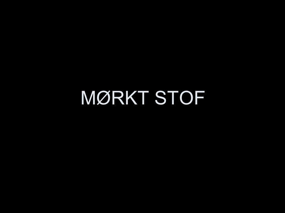 MØRKT STOF
