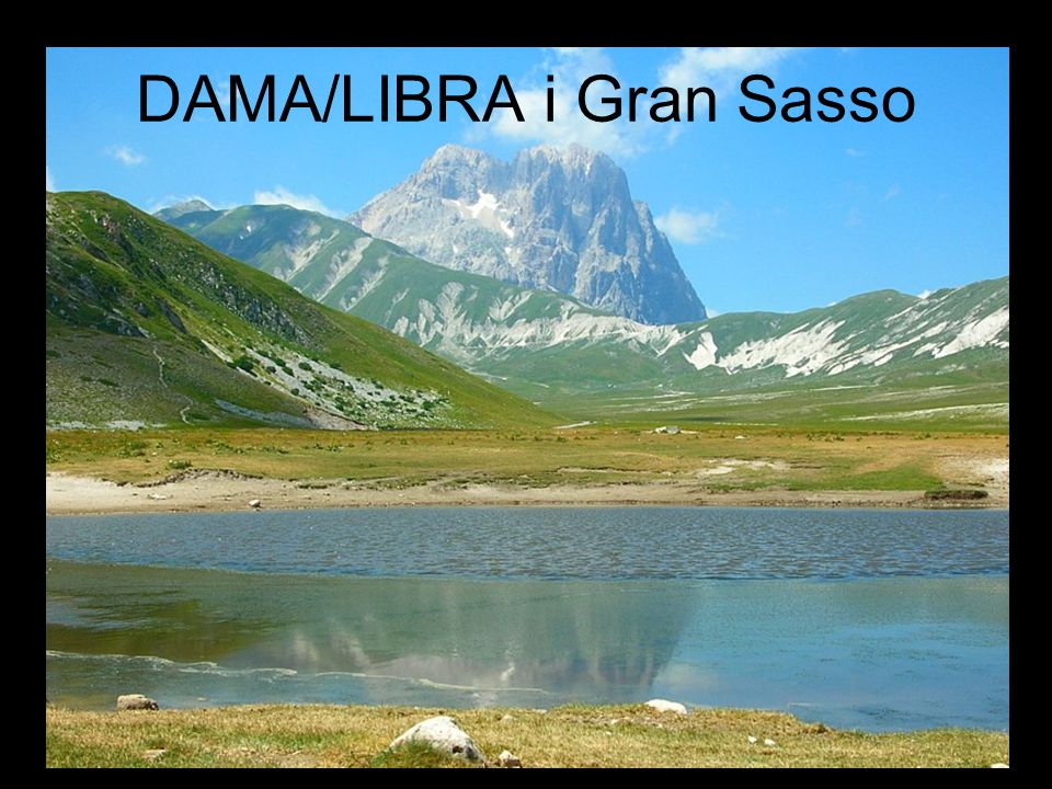 DAMA/LIBRA i Gran Sasso