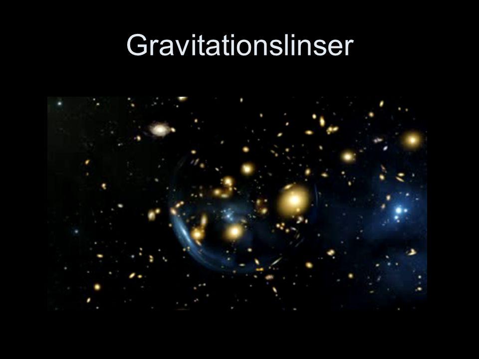 Gravitationslinser
