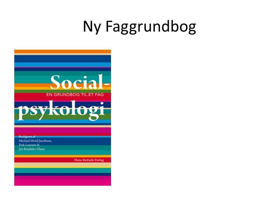 Ny Faggrundbog