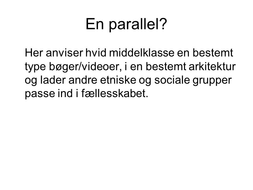 En parallel