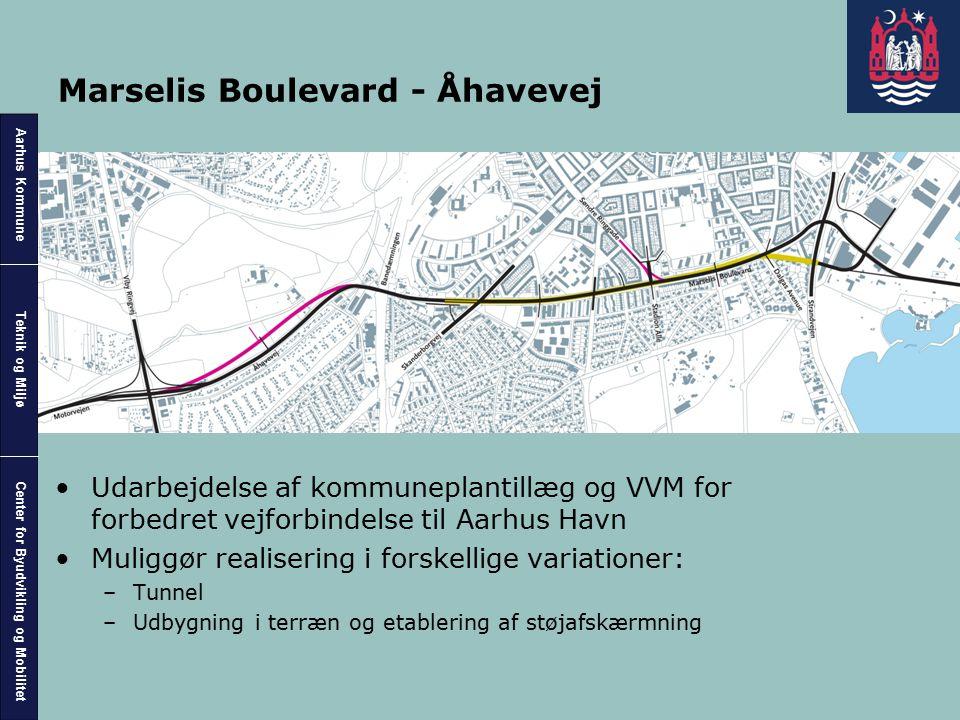 Marselis Boulevard - Åhavevej