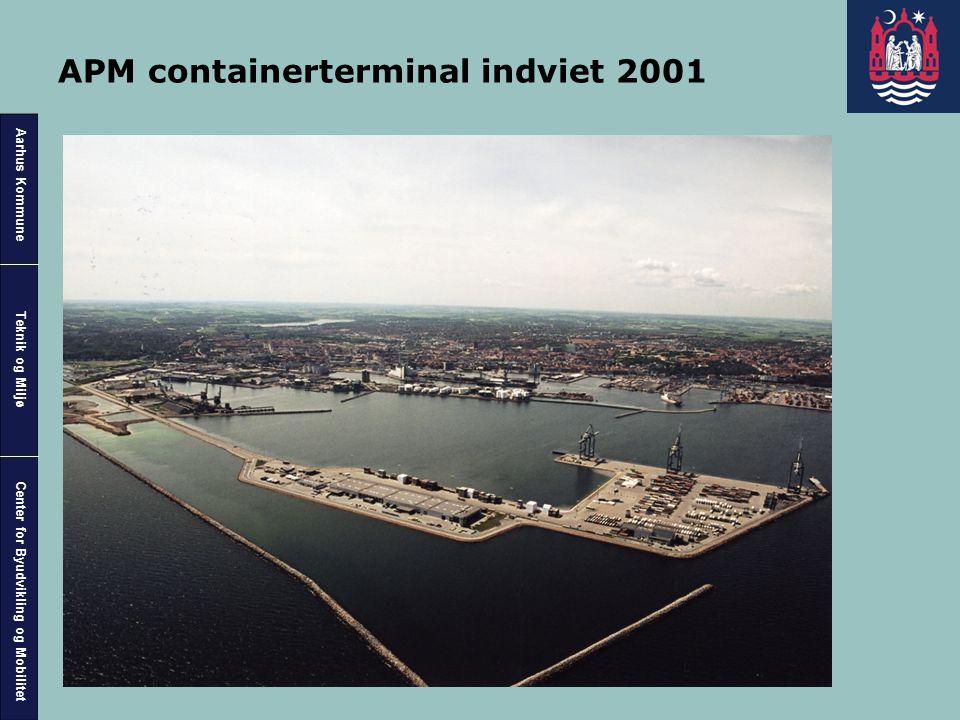 APM containerterminal indviet 2001