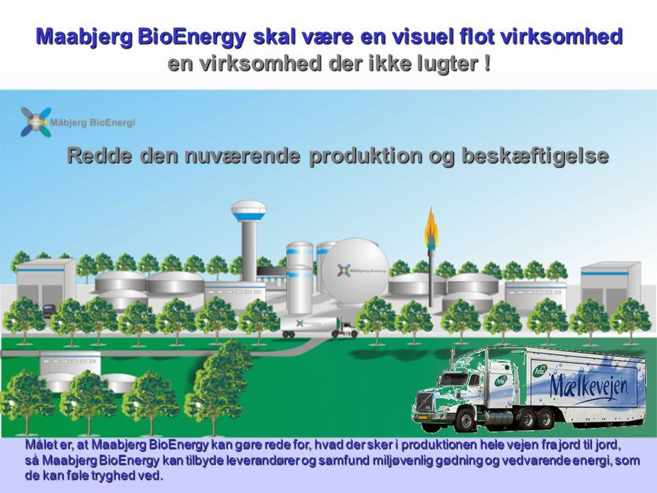 Maabjerg BioEnergy skal være en visuel flot virksomhed