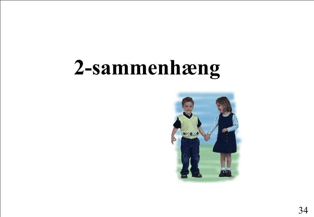 2-sammenhæng