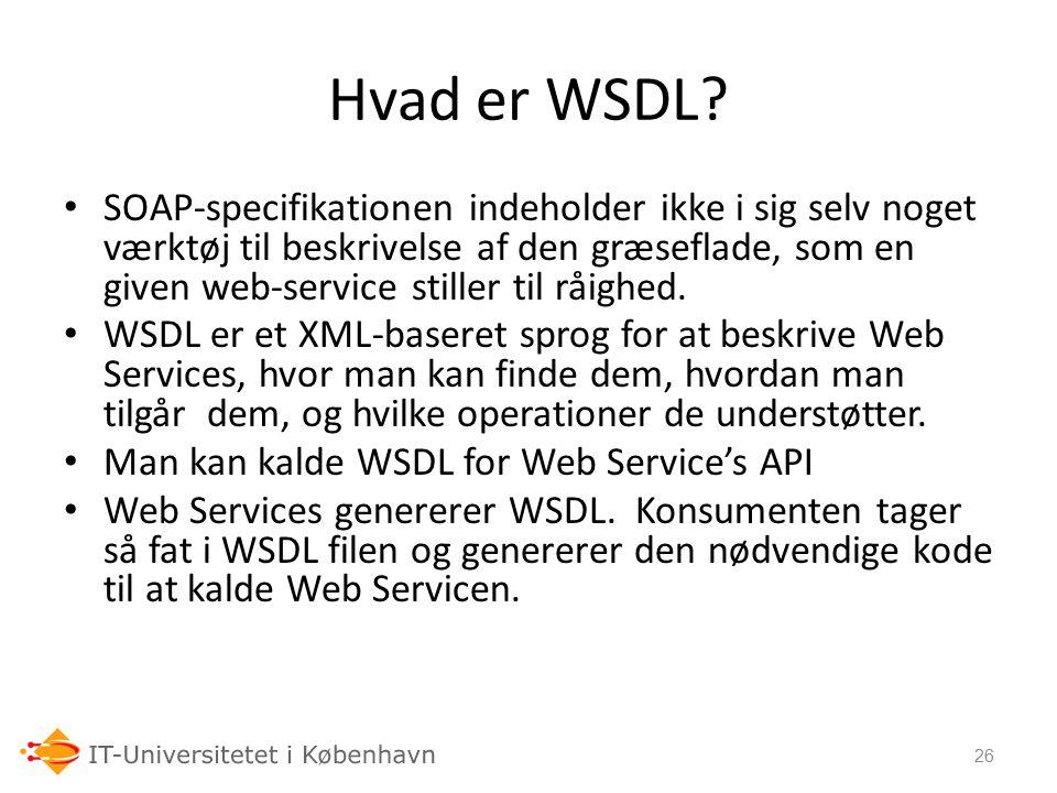 24-09-06 Hvad er WSDL