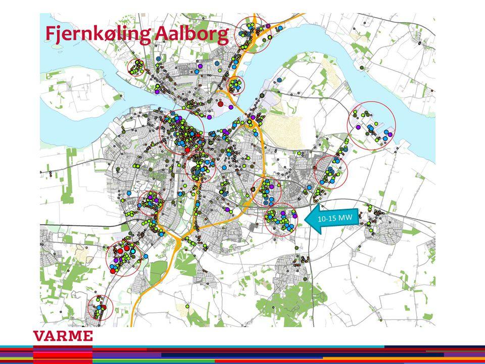 Fjernkøling Aalborg 10-15 MW