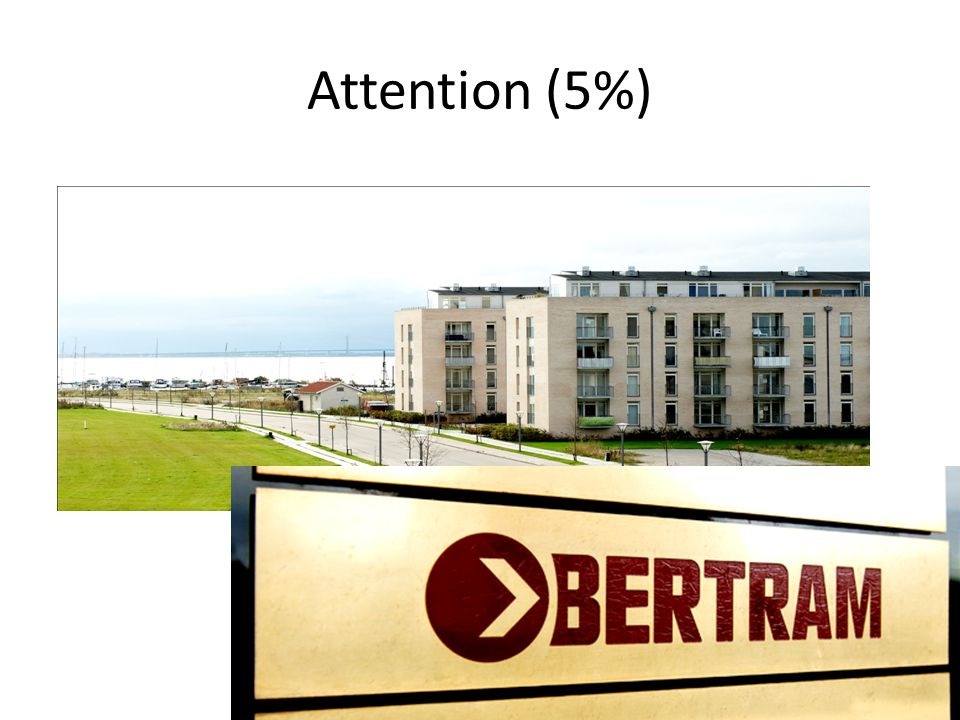 Attention (5%)